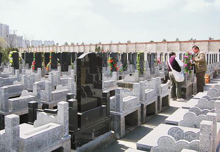 北京墓地分布,到底如何