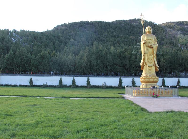 昌平九里山环境