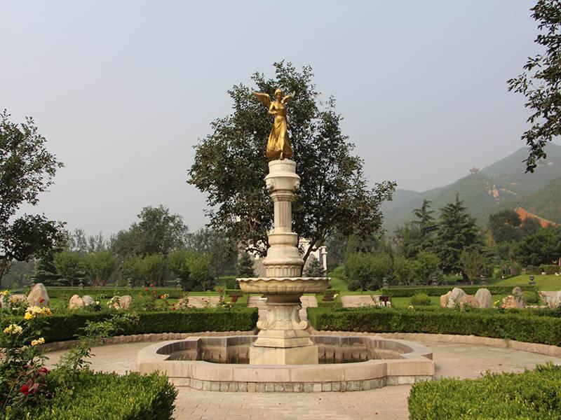 南口陵园景观
