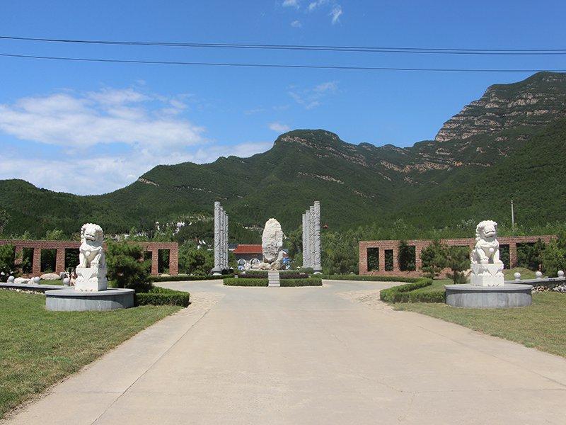 安灵园公墓环境